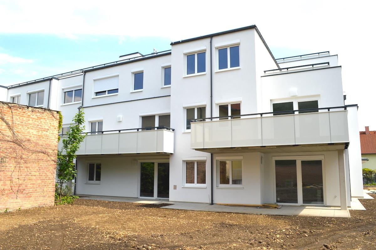 Bauplatz Mai 2020 F4