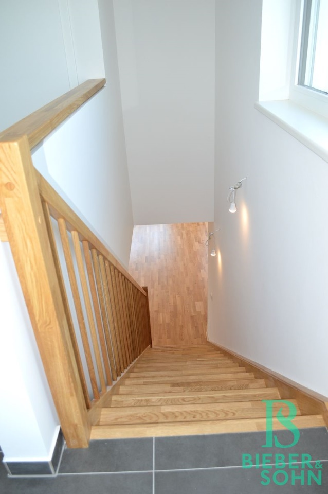 Zugang Dachterrasse