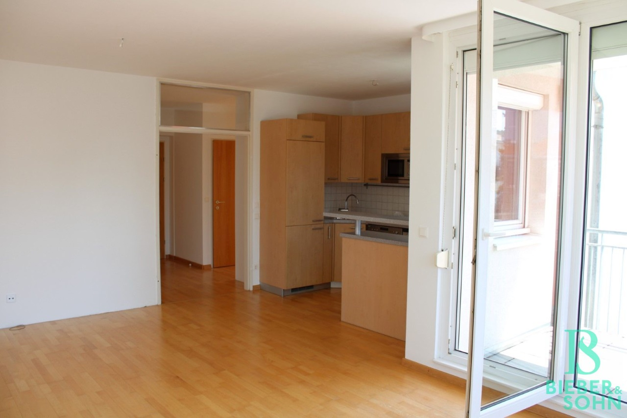 Wohnzimmer / Balkon / Küche / Vorraum