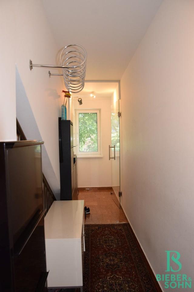 Vorraum/Zugang Wohnung