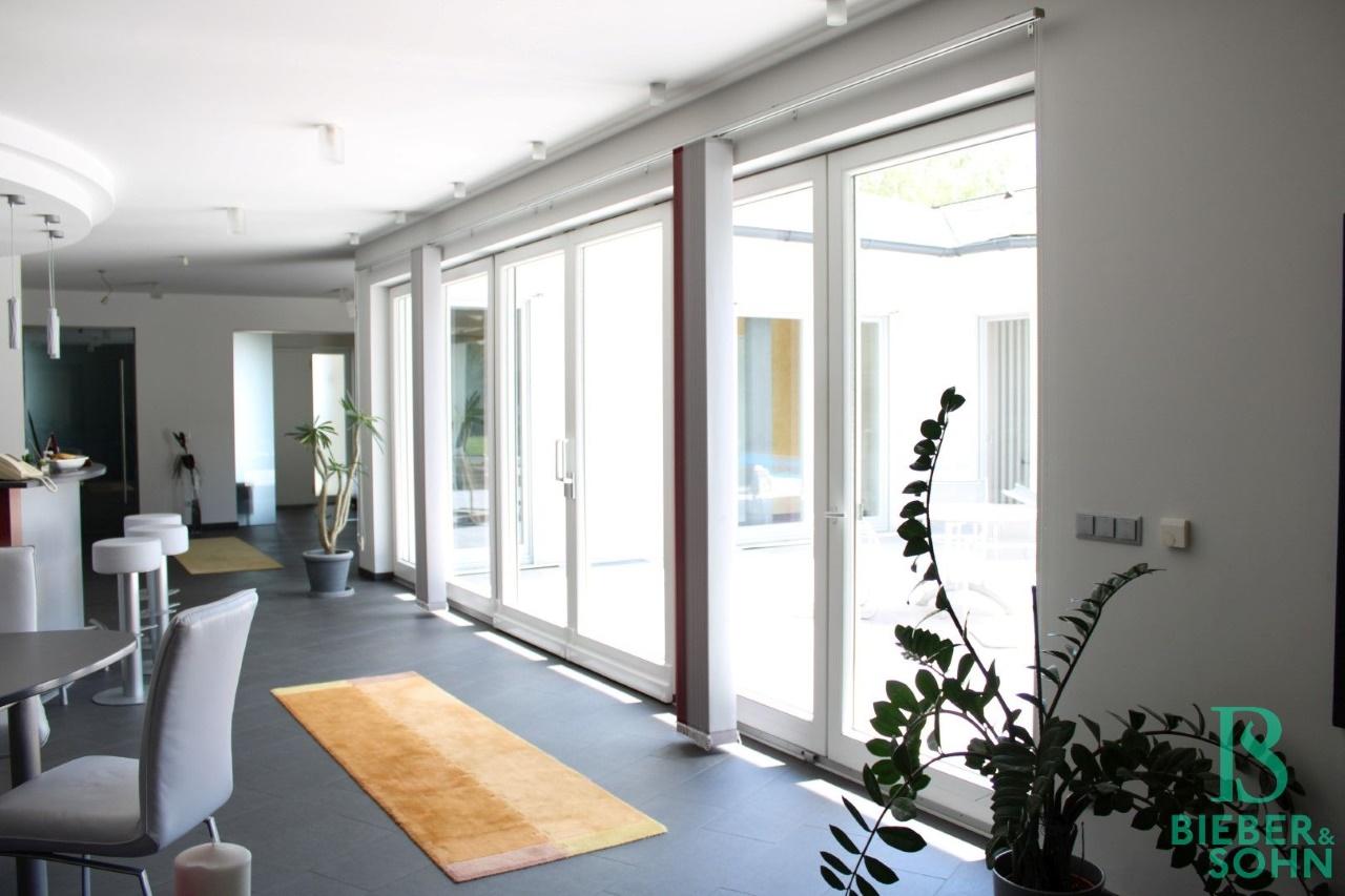 Wohnzimmer - Terrasse