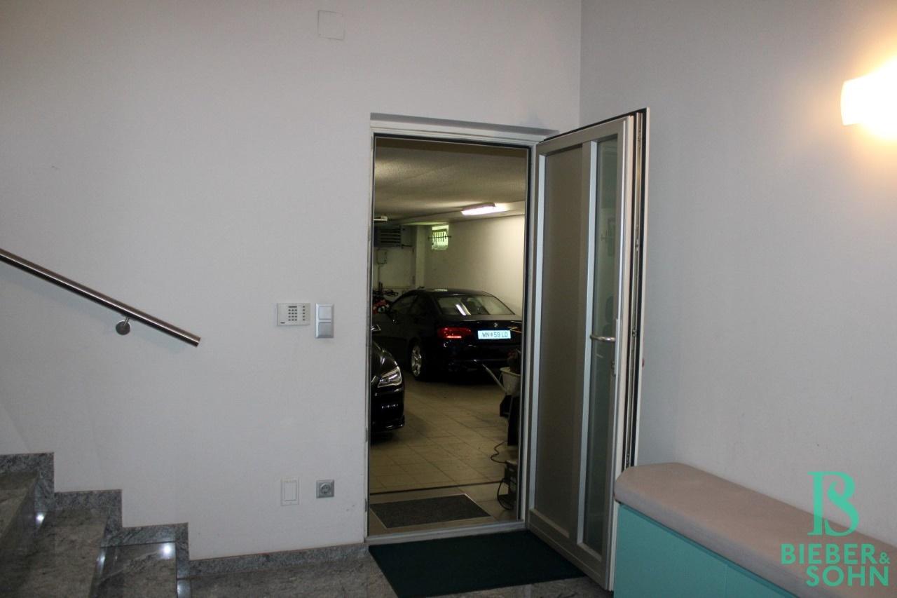 Vorraum Garage