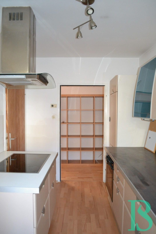Küche/Blick Vorraum