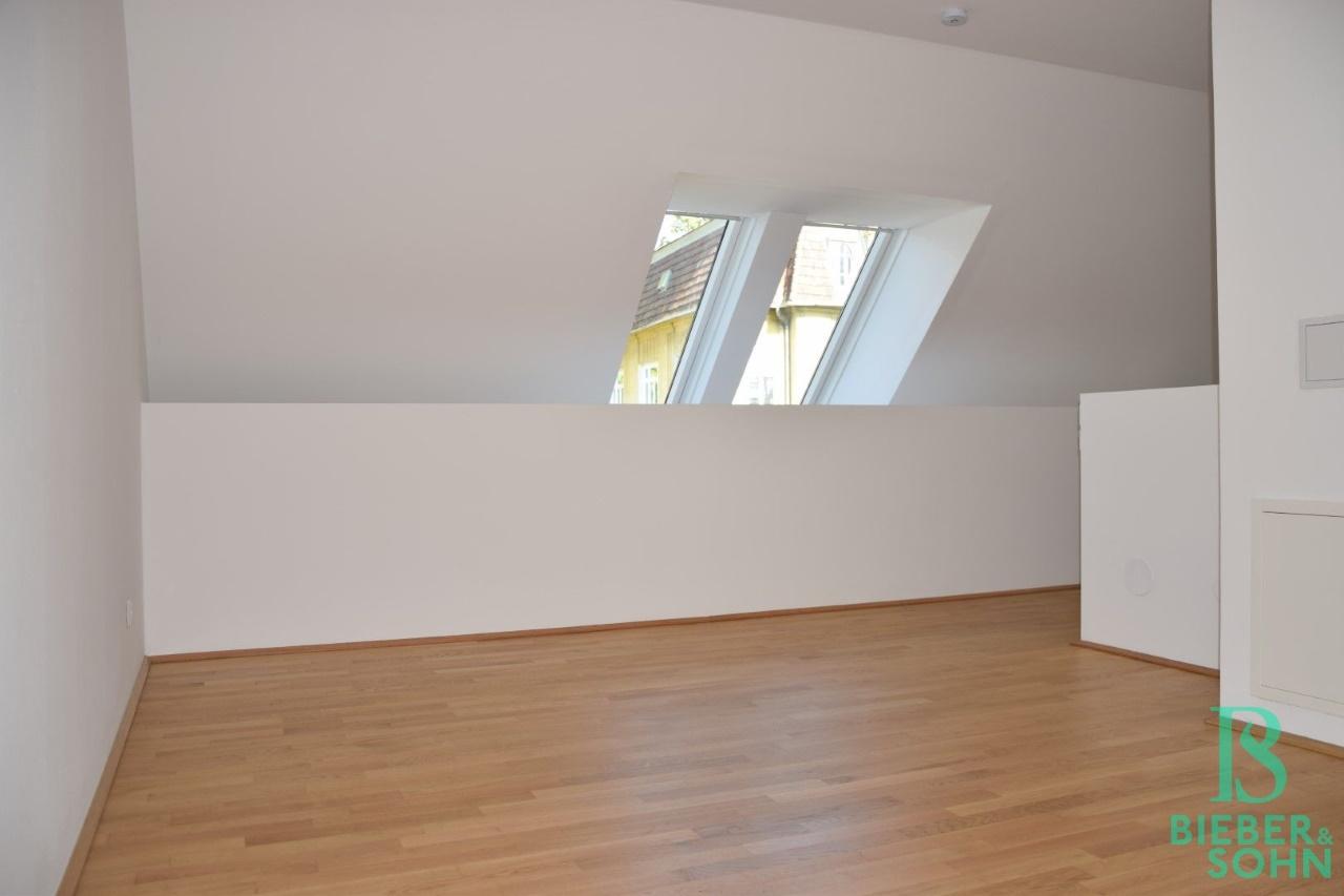 Raum auf Galerie