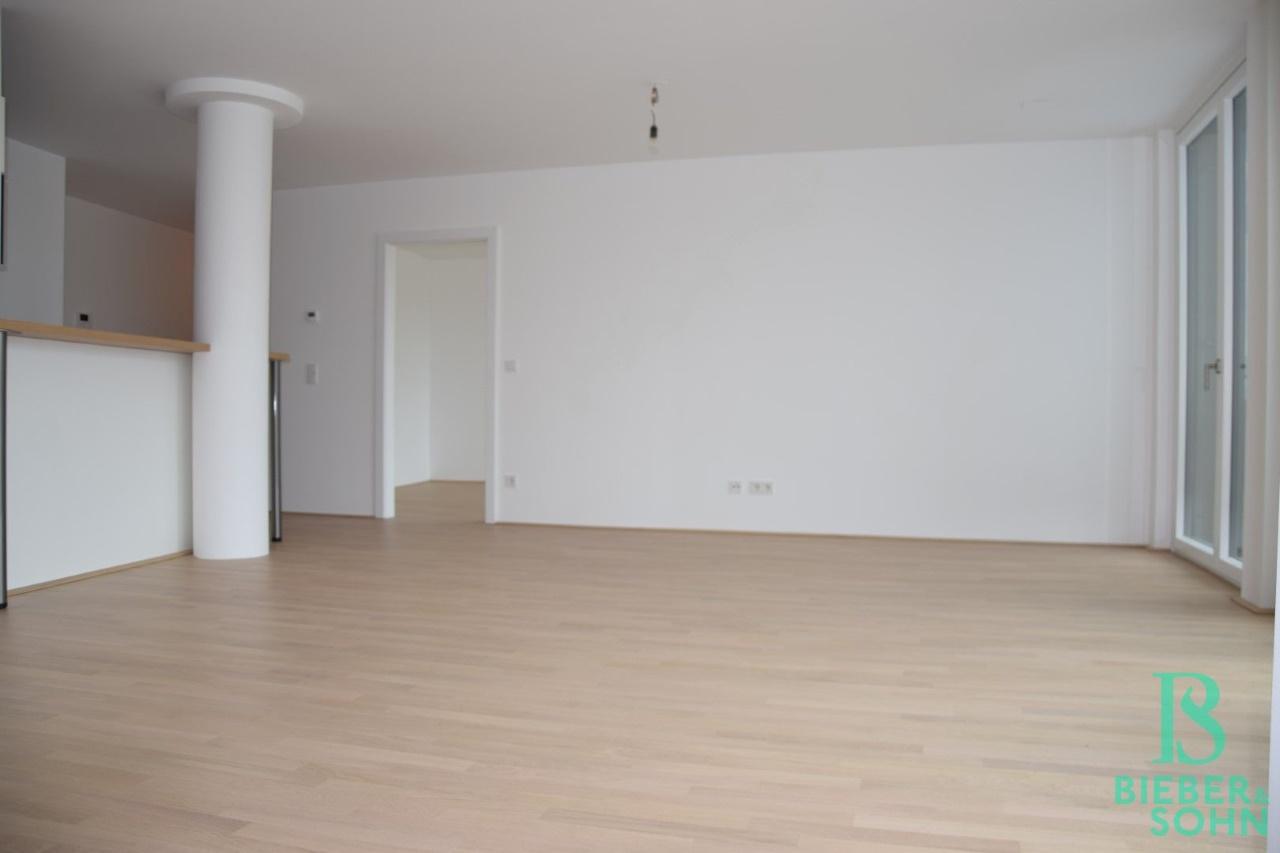 Wohnraum/Blick Zimmer 1
