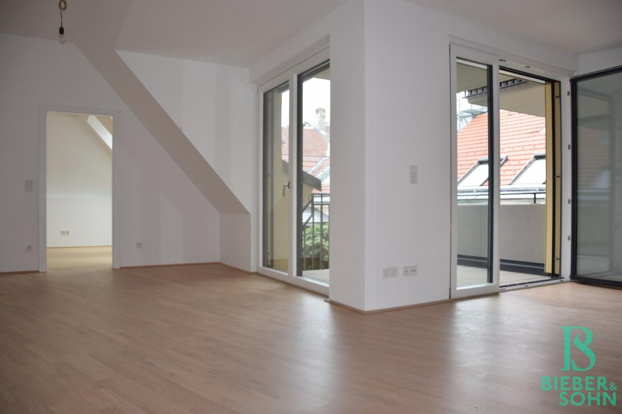 Wohnraum/Balkonausgang