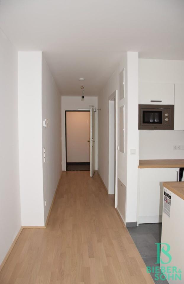 Blick Eingangsbereich/Vorraum