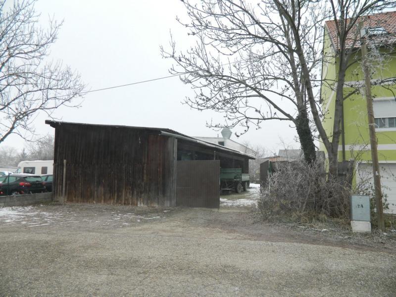 124 Einfahrt Mühlgasse