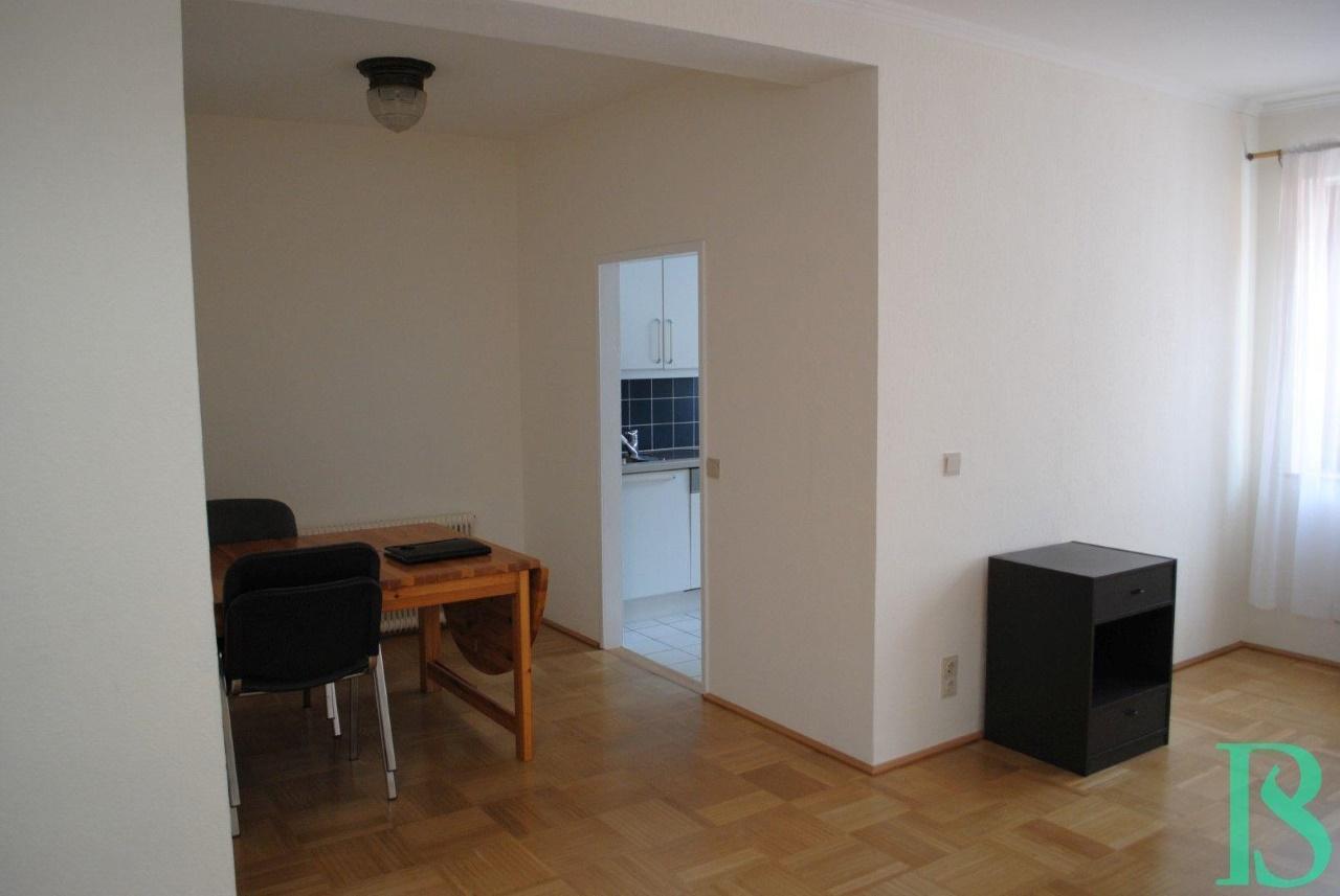 Wohnzimmer / Essbereich / Küche
