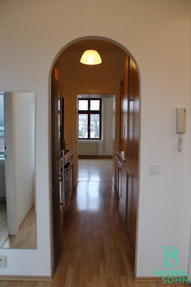 Vorraum - Essbereich / Küche