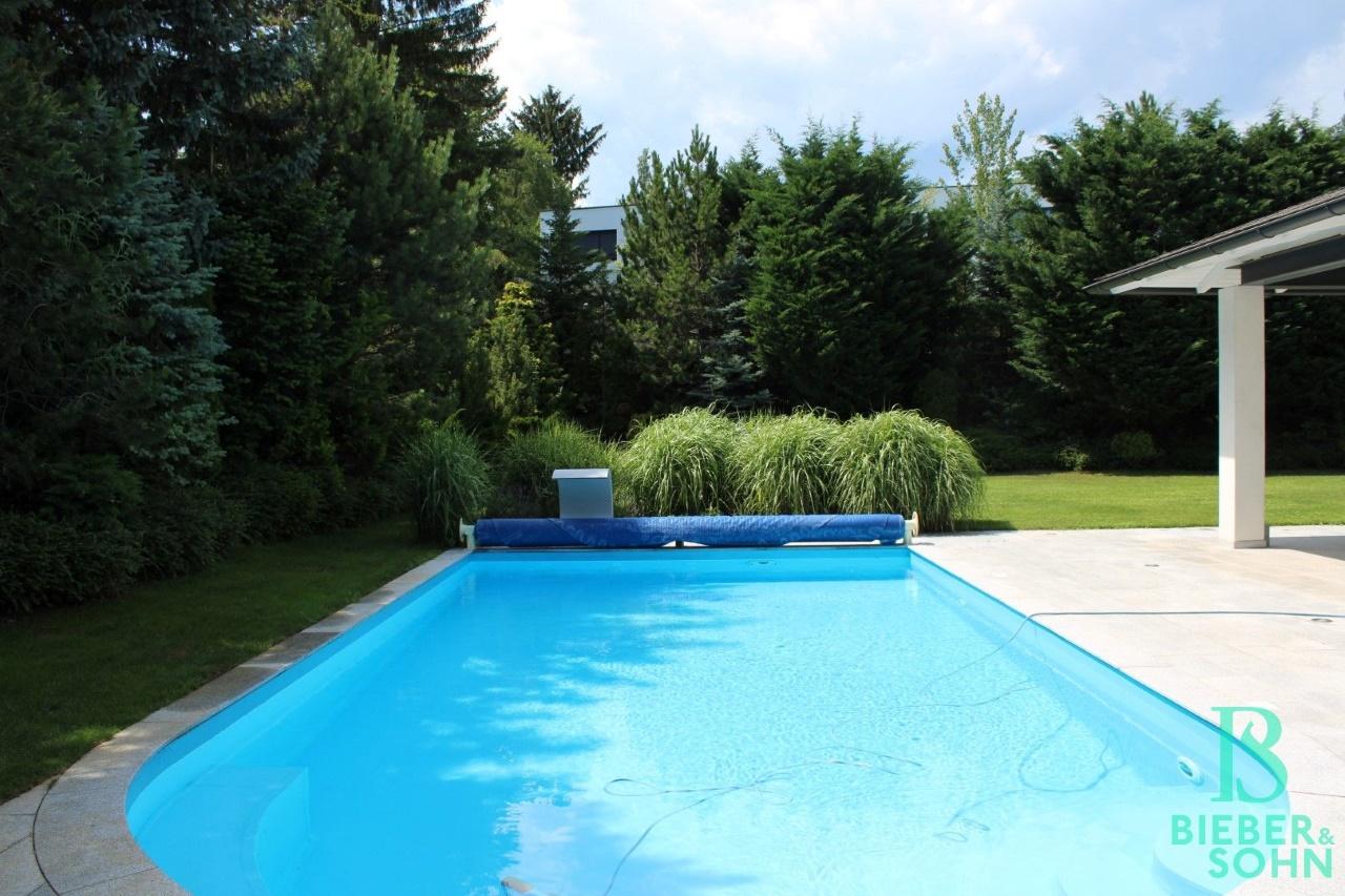 Terrasse - Pool