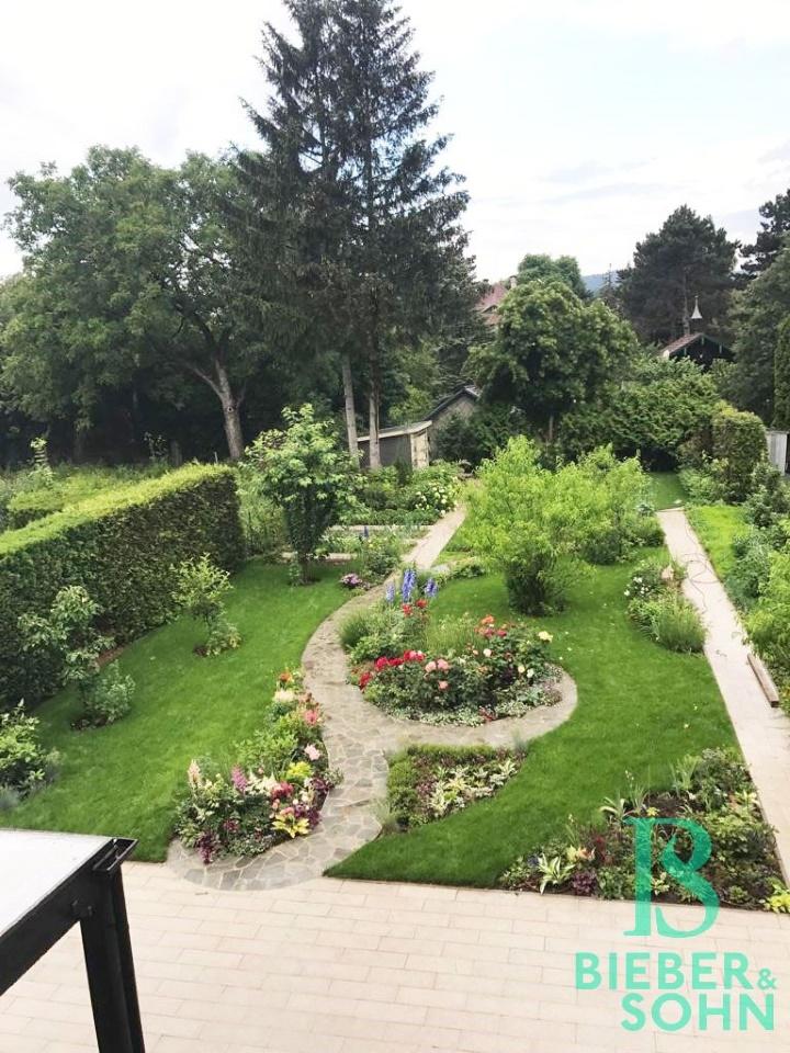Garten Sommer