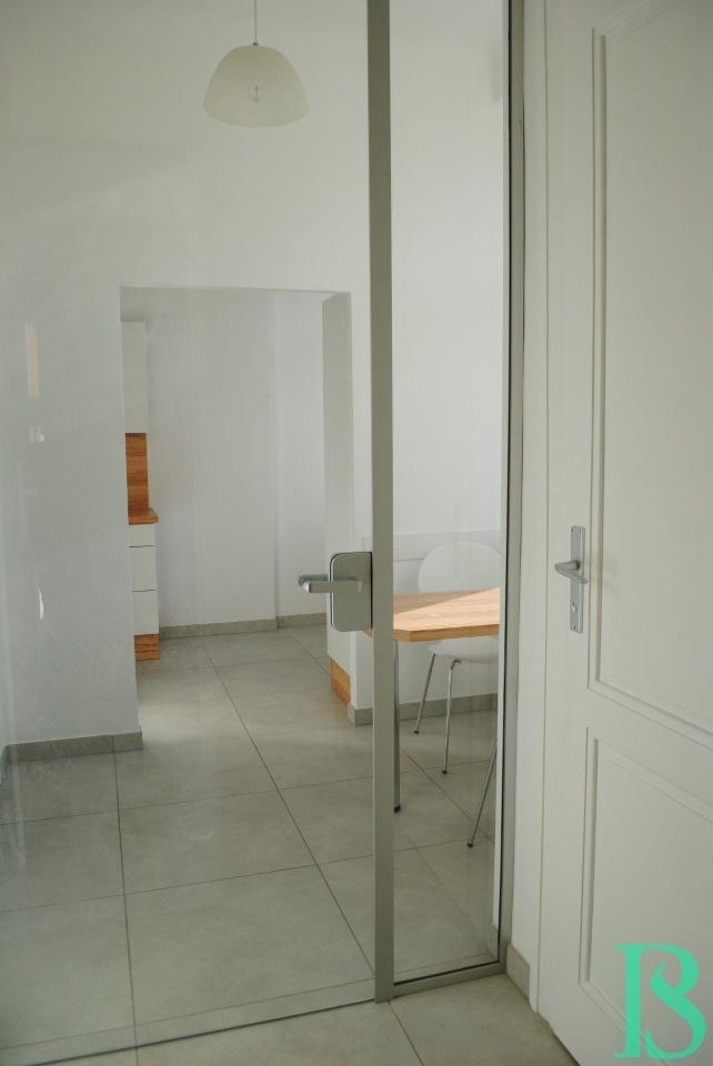 Eingangsbereich / Vorraum mit WC