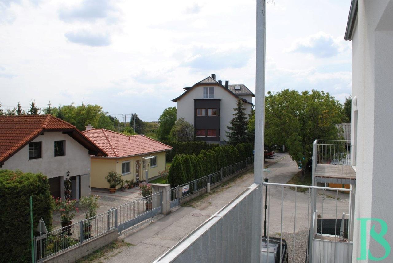 Süd-Ost Balkon