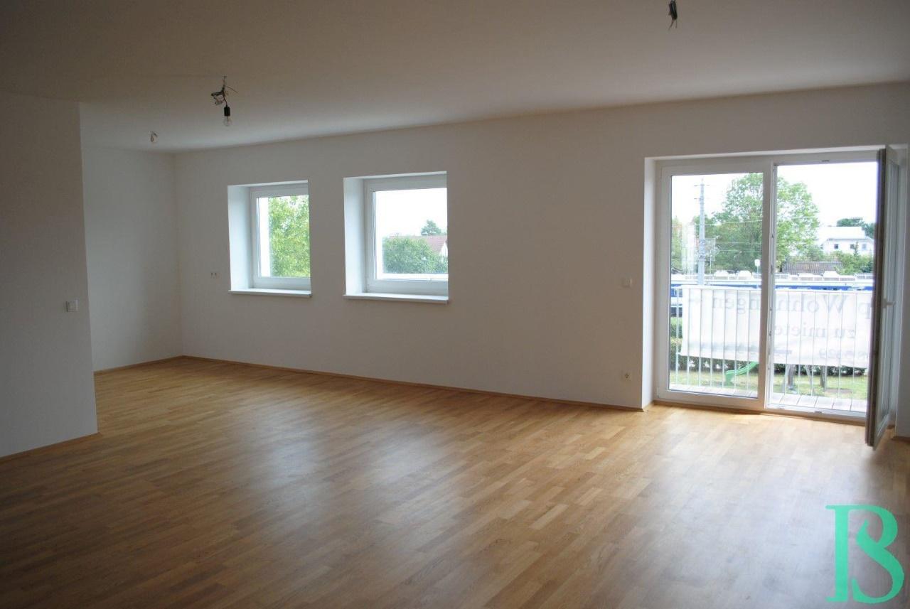 Wohnbereich / Süd-Ost Balkon