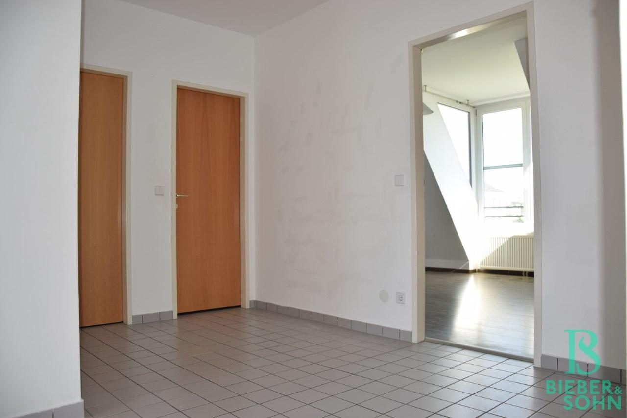 Vorraum/Blick Schlafzimmer