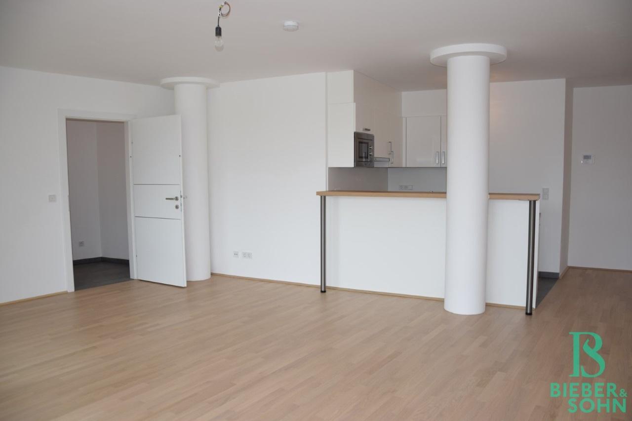 Wohnraum/Küche/AR