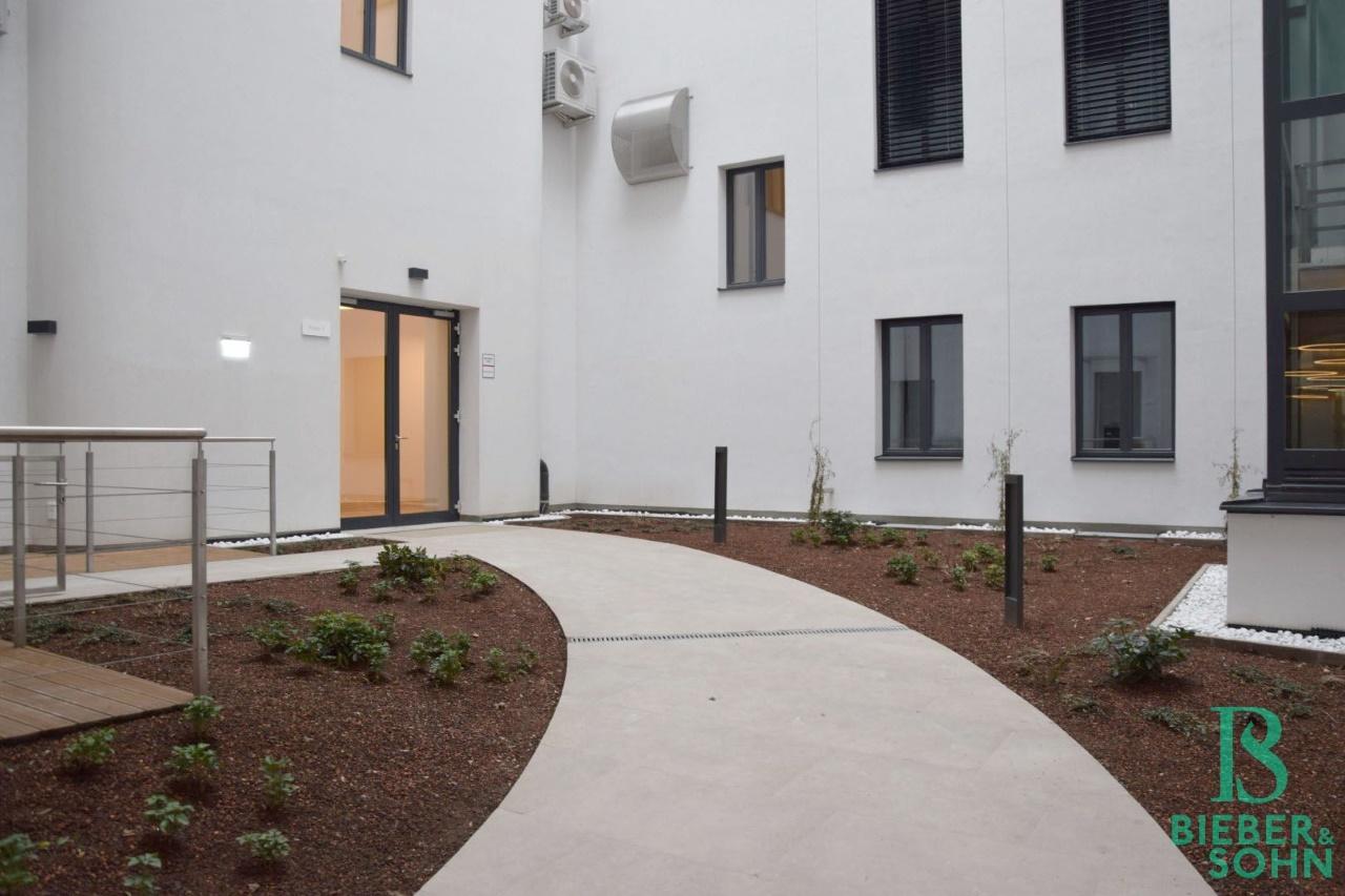Innenhof/Zugang