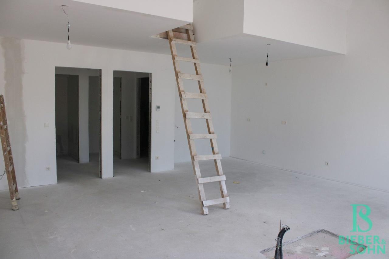 Wohnzimmer / Galerie