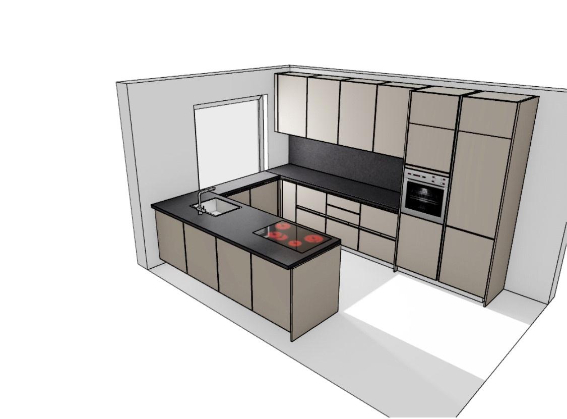 Küche/Symbolfoto